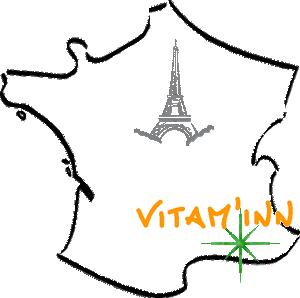 Carte-France-Vitam'inn